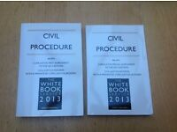 White Book Service - 2 X Cumulative Supplements (May and July) to 2013 Edition