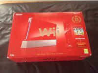 Nintendo Wii Super Mario Bros. 25th anniversary Ltd edition