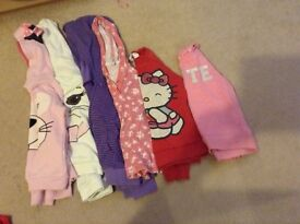 Girls clothes bundle age 5-6 yrs