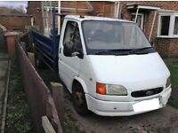 transit tipper sell or break for parts