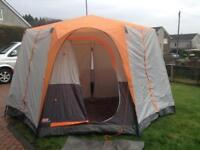 Coleman Cortes octagon eight tent