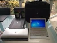 Portable Mobile Computer Equipment, Notebook, Printer, Scanner and Travel Case
