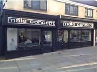 NEW YEAR NEW START : EXPERIENCED FULL & PART TIME FEMALE / MALE BARBERS REQUIRED