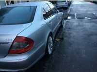 Mercedes e280 58 plate low millage