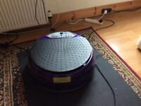 Vibro disc in excellent condition , collect from Kirkcaldy, Fife