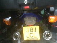 Honda super blackbird for sale good low mileage bike