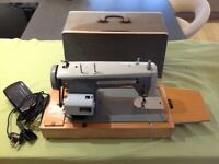 Frister & Rossmann Sewing Machine No. A273871 Was my Mothers has always been in the family