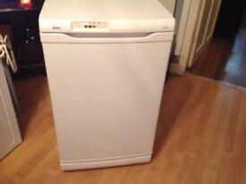 LEC freezer and a fridge