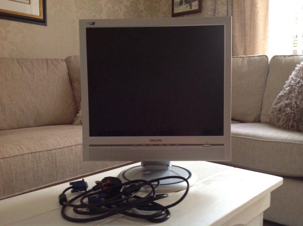 Philips Computer Monitor