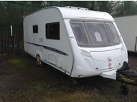2006 2Berth Swift Challenger 480 in clean and excellent condition comes with Isabella awning