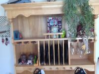 Lovely pine dresser for sale perfect condition very well made