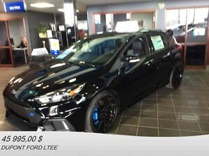 2017 Ford FOCUS 5-DR RS AWD