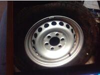 Mercedes sprinter wheel rim 16 inch