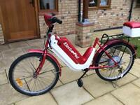 ELECTRIC BIKE ( ELECTROPED) IN EXCELLENT CONDITION