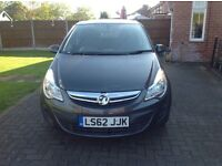 Vauxhall corsa face lift model diesel