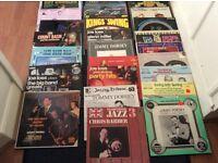 Approx 350 vinyl records, in vgc