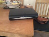 Sky + HD Box in very good condition 9 months old. No scratches or marks ideal for bedroom