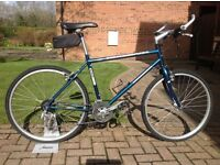 Pair of Ridgeback Mountain Bikes