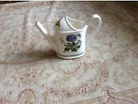Portmeirion large Watering Can . Botanic Garden range. Excellent condition.