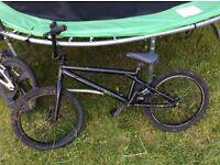 Three bmx bikes for sale £30'each