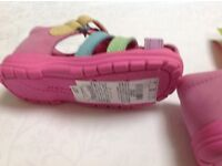 Girls size 4 new shoe bundle from Marks and Spencer