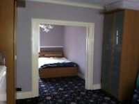 QUALITY TWO DOUBLE ROOM OPEN PLAN ROOM TO RENT; FULLY FURNISHED (GOOD QUALITY FURNITURE).