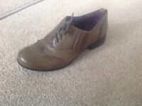 Hotter shoes - size 4 1/2 Somerley style