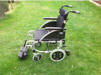Days lightweight wheelchair