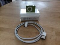 iPod Shuffle 1GB lime green