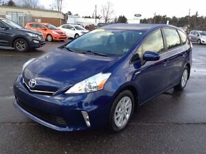 2014 Toyota Prius v Hybrid!  $188 BIWEEKLY 0 DOWN!