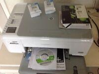Hp Photosmart C4200 Series printer/scanner