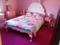 Lovely Antique Double Bed