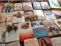 30 BOOKS ALL IN VGC
