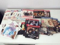 Large selection of Romantic DVD's