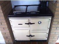 Rayburn 480AG (CF) range and boiler for sale