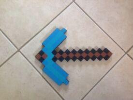 Minecraft Pickaxe