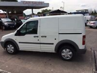 FORD TRANSIT CONNECT Low Roof Van L TDCi 90ps (white) 2004 no mot
