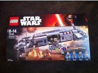 Star Wars lego 75140 brand new
