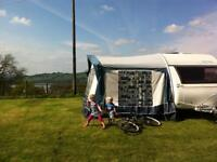 Bradcot Active 960 Awning in Teal