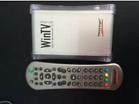 WIN TV Digital Terrestrial TV Computer add on