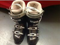 Ladies Head Ski Boots 25.0-25.5 mondo size 6