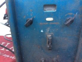 Battery charger ( Vintage ) 1940s 50