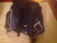 BCD / Stab jacket, - good condition.