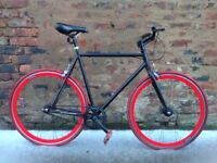 Unbranded single speed Mens commuter bike *can post