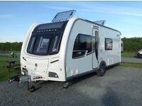 Coachman VIP 560/4 Caravan 2012