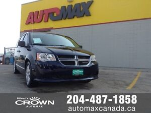 2014 Dodge Grand Caravan SE *AC/Cruise/3rd row stowable* Only $