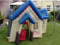 LITTLE TYKES INFLATEABLE HOUSE