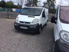 Vauxhall. Vivaro swb no vat 19 diesel