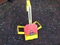 Barracuda wheel clamp