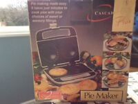 Cascade plus pie maker.